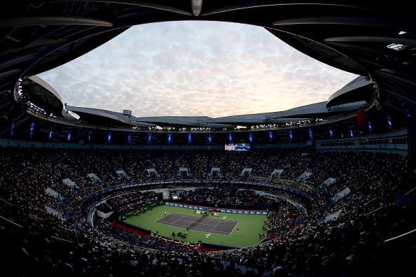 Новак Джокович - Энди Маррей Фото: Lintao Zhang, Matthew Stockman /Getty Images Sport
