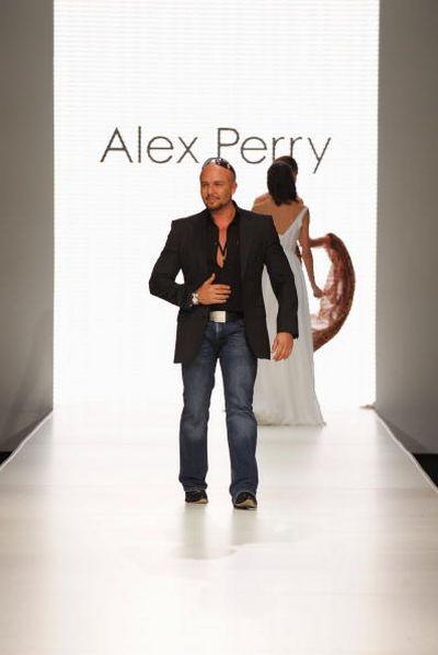 Дизайнер Alex Perry. Фото: Getty Images