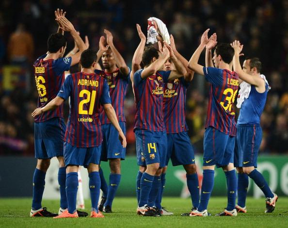 «Барселона» - «Мілан» Фото: Manuel Queimadelos, Jasper Juinen /Getty Images Sport