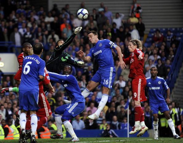«Челсі» - «Ліверпуль» фото:Darren Walsh,Mike Hewitt /Getty Images Sport
