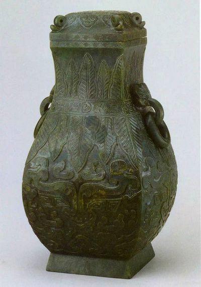 Юйчи – изделия из нефрита. Фото с secretchina.com
