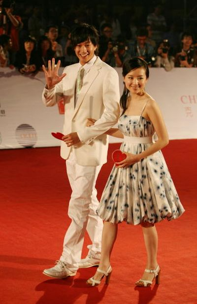 Жундон Хэ и Цзе Дун/Фото: Getty Images