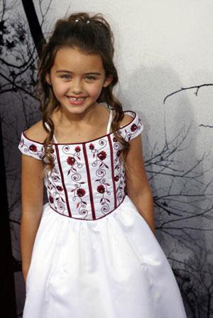 Актриса Шайэнн МакКлюр (Shyanne McClure) посетила премьеру фильма в Голливуде. Фото: Michael Buckner/Getty Images