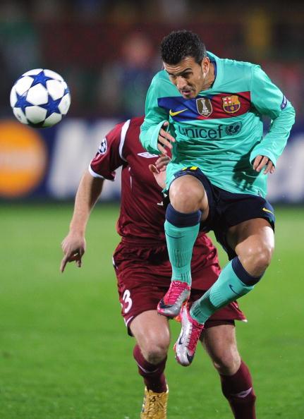 «Рубин» (Россия) - «Барселона» (Испания) Фото:ALEXANDER NEMENOV /Getty Images Sport