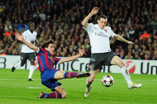 Барселона - Арсенал фото: Jasper Juinen, Shaun Botterill /Getty Images Sport