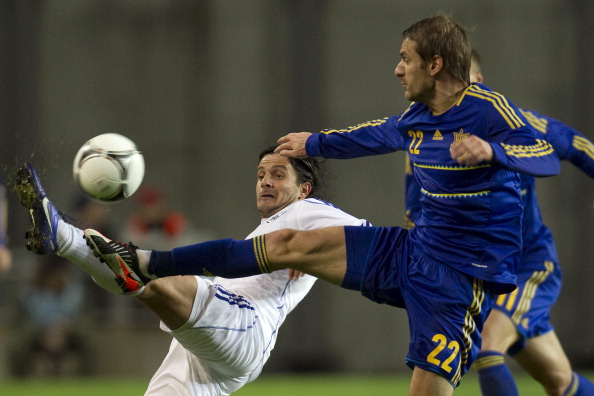 Ізраїль - Україна Фото: JACK GUEZ /Getty Images Sport