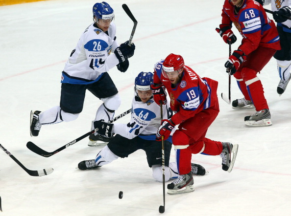 Россия — Финляндия Фото: Martin Rose /Getty Images Sport