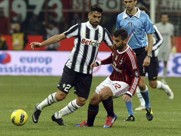 «Милан» — «Ювентус» Фото: Valerio Pennicino, OLIVIER MORIN /Getty Images Sport