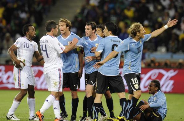 Уругвай - Франція Jamie McDonald, Doug Pensinger /Getty Images Sport