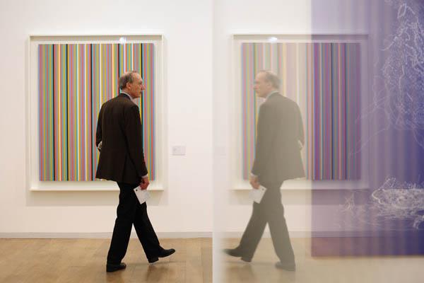 Галерея Whitechapel, Лондон. Фото:Dan Kitwood/Getty Images