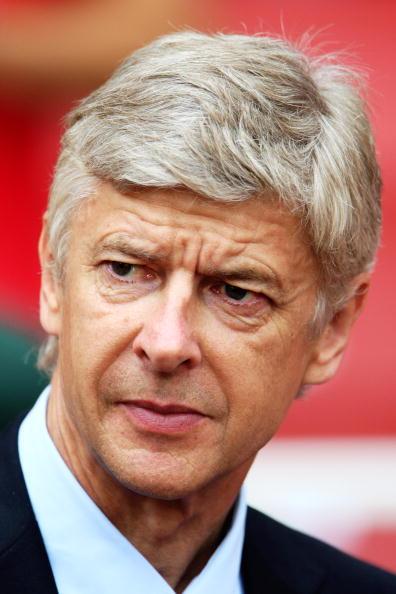 Арсен Венгер /Арсенал - Атлетико 2:1 Phil Cole/Getty Images Sport