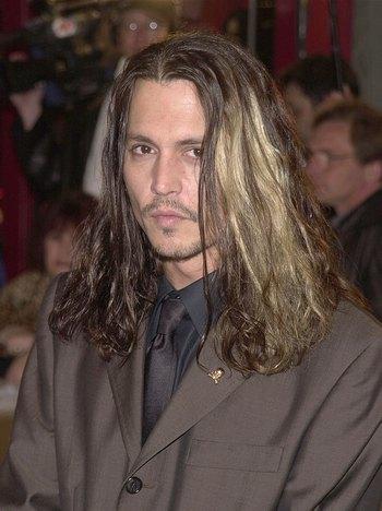 На прем'єрі фільму «Кокаїн», 29 квітня 2001 року. Фото: Vince Bucci/Newsmakers