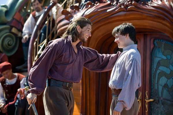 Кадр з фільму «Хроніки Нарнії: Підкорювач зорі». Фото з сайту beshow.ru