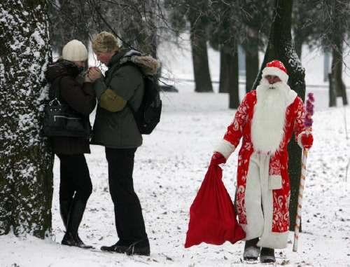 Белоруссия. Фото: VIKTOR DRACHEV/AFP/Getty Images