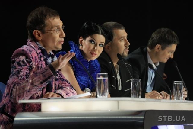 Шоу «Х-фактор». Фото: stb.ua