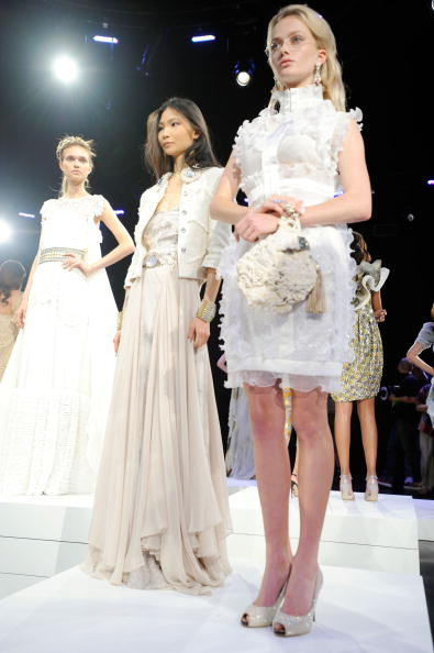 Презентация коллекции Binetti Весна-2011на Неделе Моды Mercedes-Benz Fashion Week. Фото: Fernanda Calfat/Getty Images