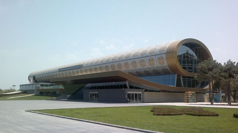 Баку. Музей килима. Фото: Interfase/commons.wikimedia.org