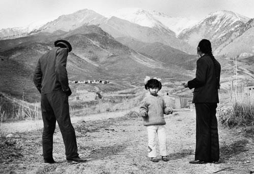 Офицер с семьёй. Илийский край. Фото с epochtimes.com