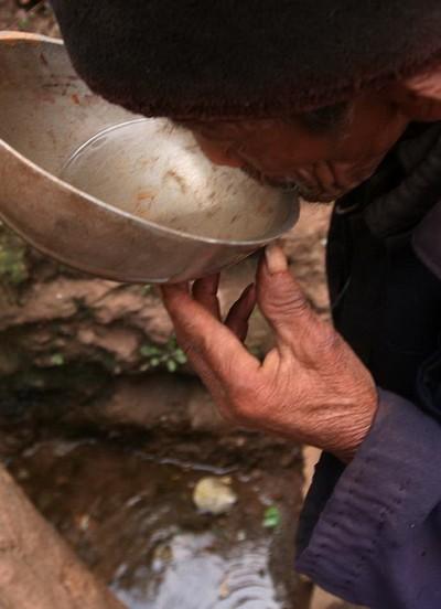 Это вода для питья. Фото с aboluowang.com