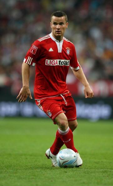 Александер Баумйоханн Бавария - Манчестер Юнайтед /Getty Images