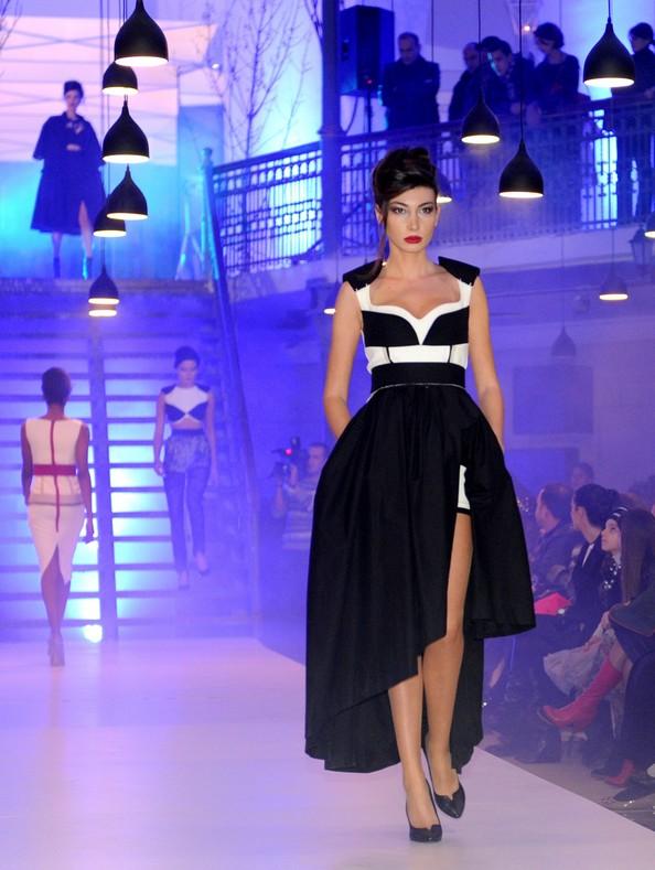Тиждень моди пройшов у Тбілісі. Фото: VANO SHLAMOV/AFP/Getty Images