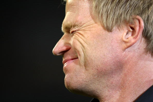 Оливер Кан Бавария - Манчестер Юнайтед /Getty Images