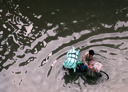 Фото:  DESHAKALYAN CHOWDHURY/AFP/Getty Images