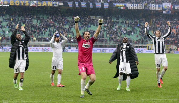 Интер — Ювентус. Фото: Getty Images Sport