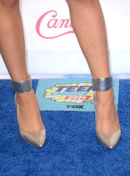 Модне взуття на Teen Choice Awards 2014. Фото: Jason Merritt/Getty Images