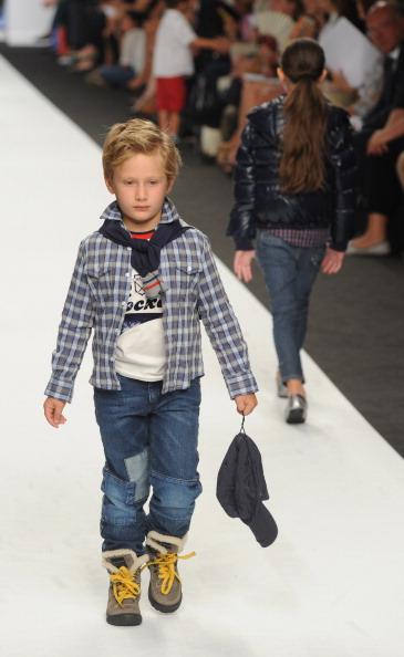 Стильний дитячий одяг. Фото: Pier Marco Tacca/Getty Images