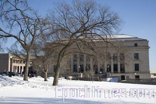 Здание суда самого высокого ранга.  Фото: Великая Эпоха