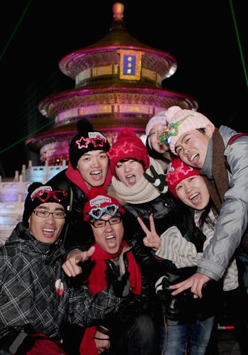 Пекін, Китай. Фото: Lintao Zhang / Getty Images
