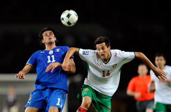 Италия-Болгария фото:Massimo Cebrelli,Michael Steele /Getty Images Sport
