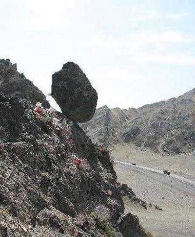 Необычный камень. Фото: С сайта epochtimes.com