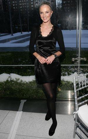 Актриса Джоэли Ричардсон (Joely Richardson) на премьере фильма Последняя Мимзи в Нью-Йорке. Фото: Evan Agostini/Getty Images