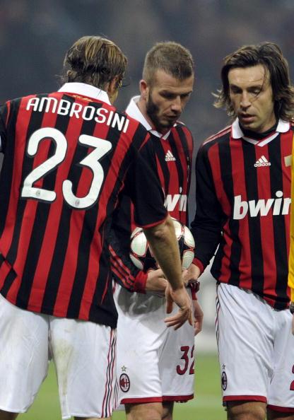 «Милан – «Манчестер Юнайтед»фото:Matthew Peters,John Peters /Getty Images Sport