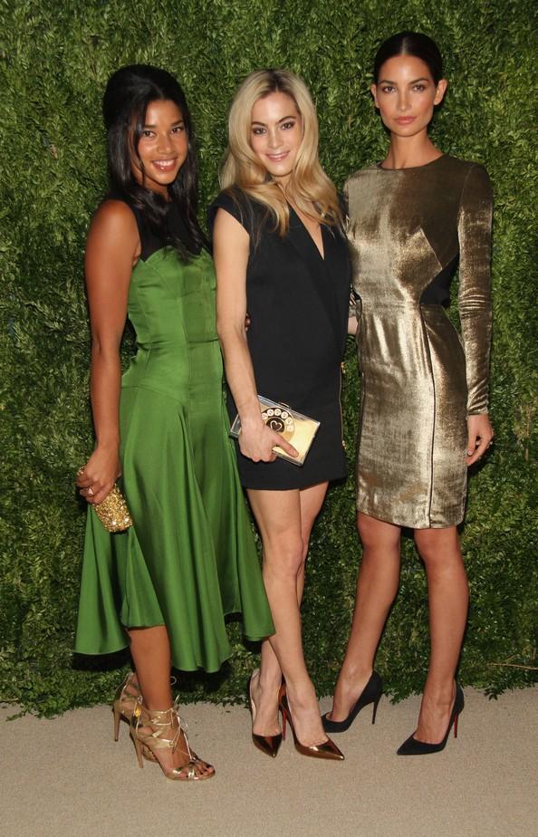 CFDA/Vogue Fashion Fund: у що одягнені зірки. Фото: Mireya Acierto/Getty Images
