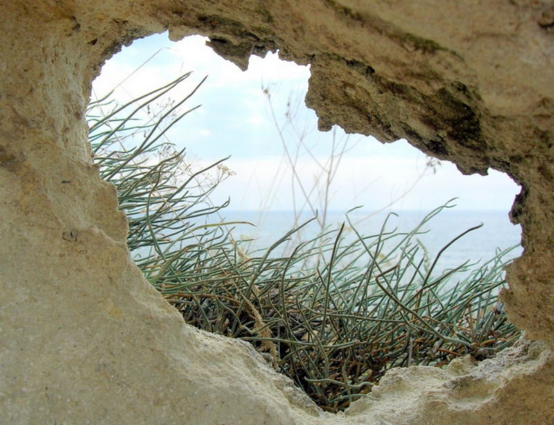 Поезія кам'яної країни Джангуль. Західний Крим. Фото: Алла Лавриненко/Велика Епоха