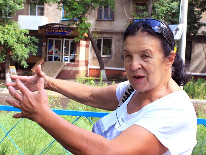 Виктория. Фото: Ирина Рудская