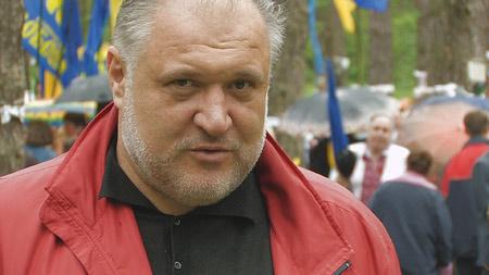 Володимир Цибулько, письменник, політичний діяч. Фото: NTD
