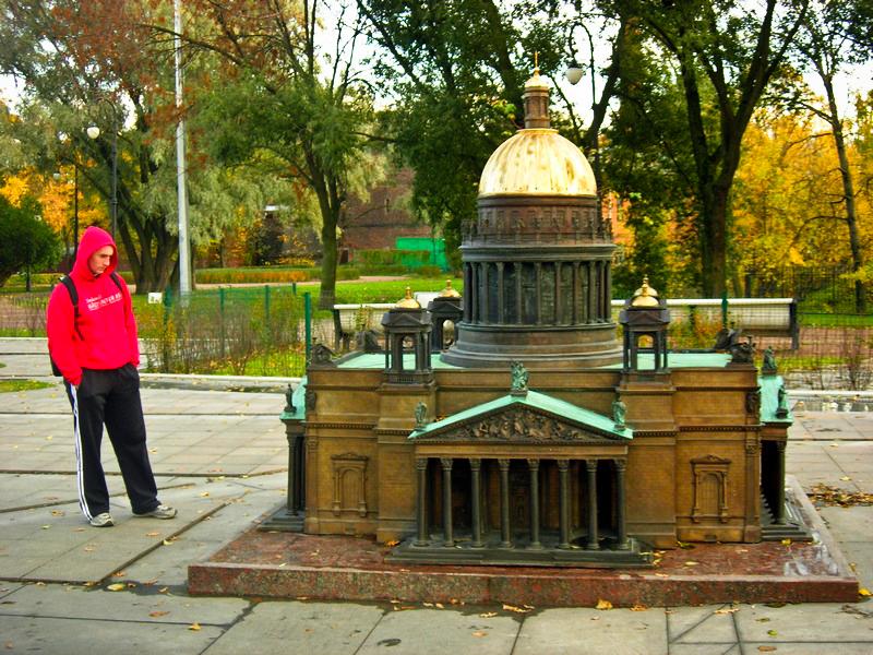 Исаакиевский собор. Фото: Алла Лавриненко/The Epoch Times Украина