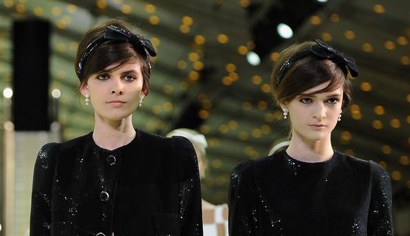 Louis Vuitton: простота і клітка — шах і мат. Фото: Pascal Le Segretain/Getty Images