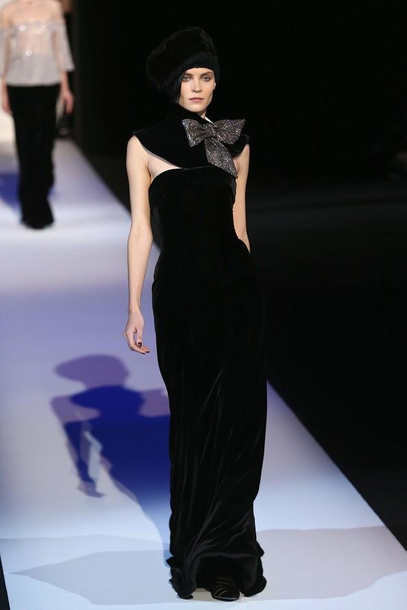 Колекція Giorgio Armani на Міланському тижні моди. Фото: Vittorio Zunino Celotto/Getty Images