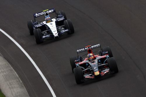 Во время седьмого этапа чемпионата мира Формулы-1 – Гран-при США. Фото: Paul Gilham/Getty Images