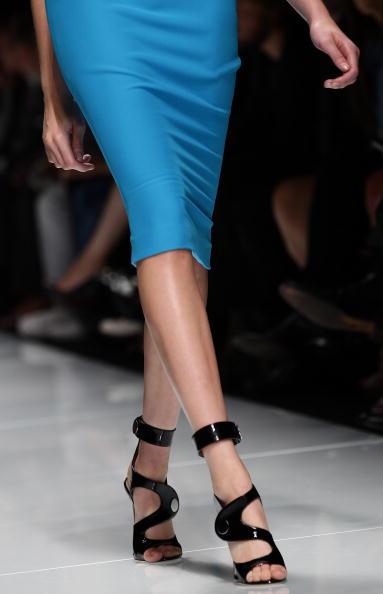 Колекція від Versace в Мілані, Італія.Фото Vittorio Zunino Celotto/getty Images