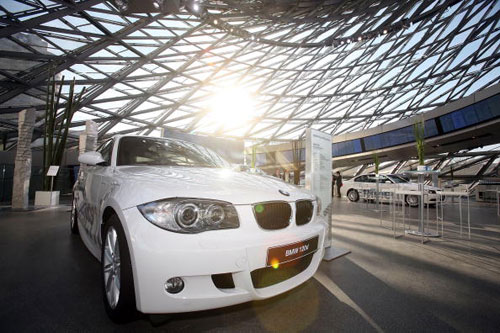 Мир BMW в Мюнхене. Фото: Johannes Simon/Getty Images
