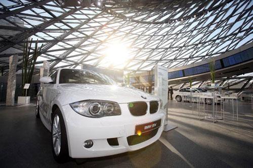 Мир BMW в Мюнхене. Фото: Johannes Simon/Getty Images