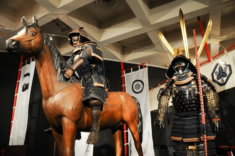 Виставка, присвячена життю самураїв, «Самураї. Art of war» відкрилася в Києві 14 лютого 2013 року. Фото: Володимир Бородін / Велика Епоха