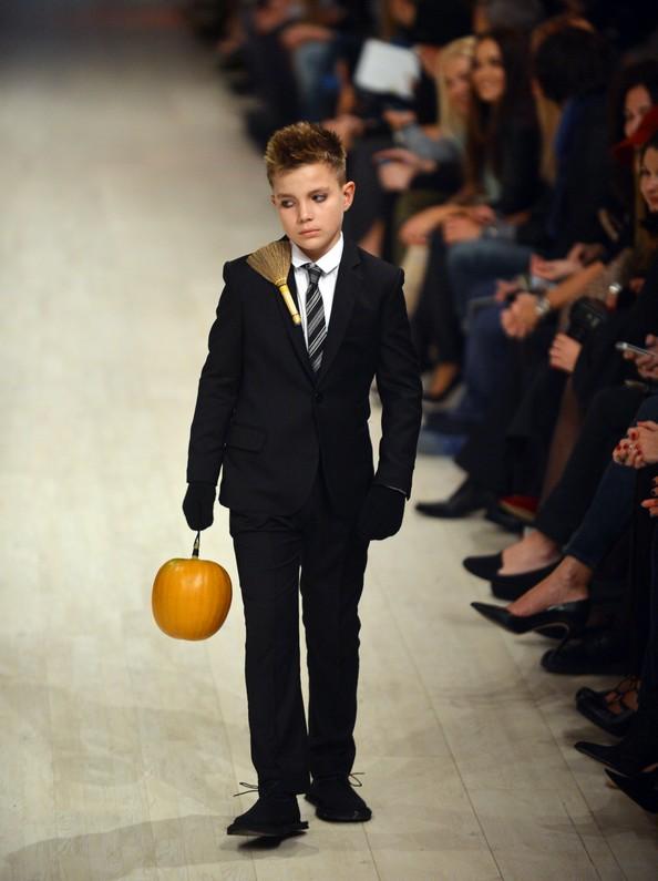 31-й Український тиждень моди (Ukrainian Fashion Week). Фото: SERGEI SUPINSKY/AFP/GettyImages