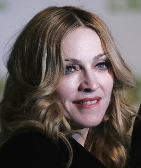 Мадонна (Madonna) в Лондоне на премьере мультфильма «Артур и невидимки» (Артур и минипуты, Arhur and the Invisibles) Фото: Gareth Cattermole/Getty Images